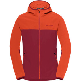 VAUDE Moab III Jacket Herren salsa